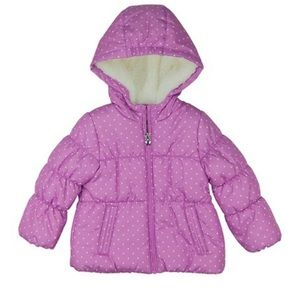 NWT Osh Kosh Puffer Coat